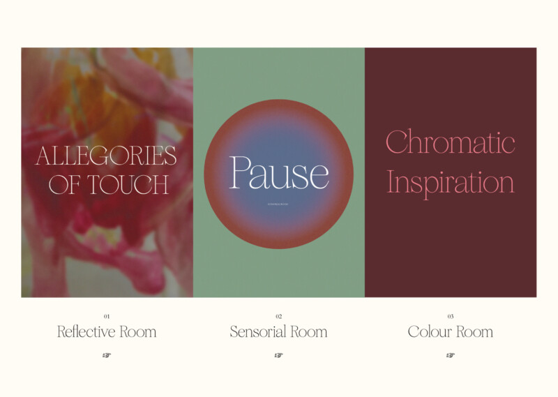three book covers
