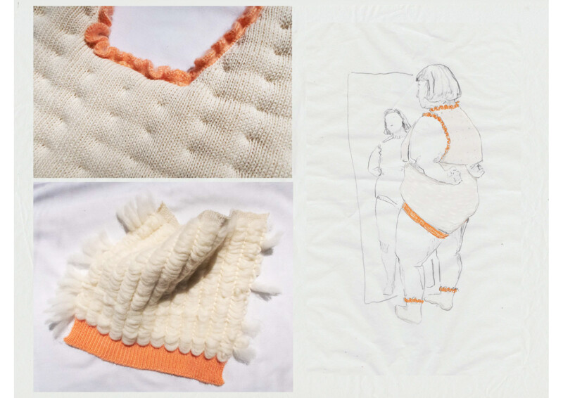 knitted textiles