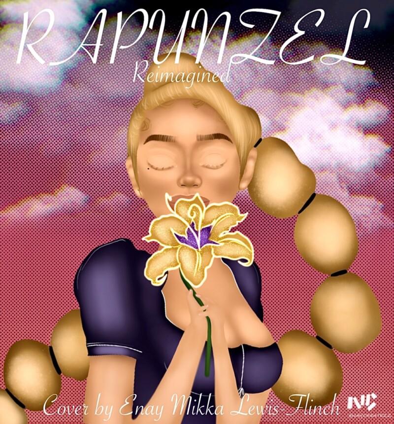 Rapunzel Reimagine Cover Concept