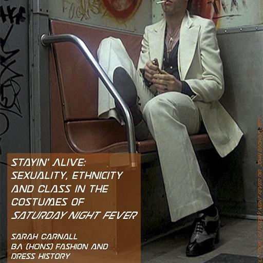 Still from Saturday Night Fever. Dir. John Badham. 1977.