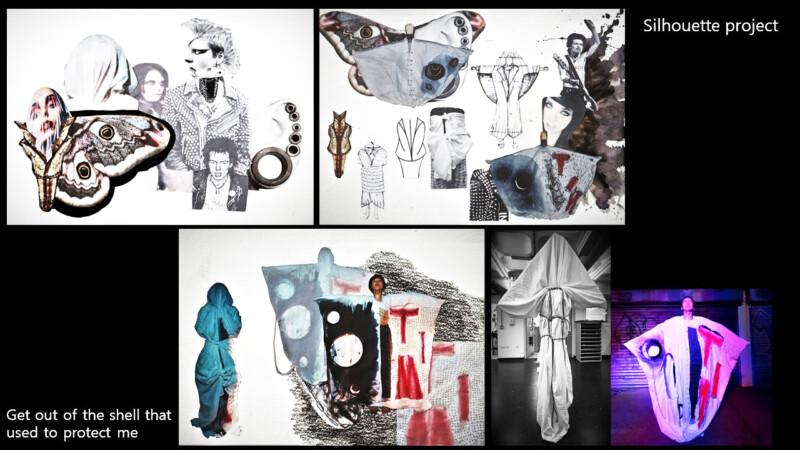 fashion concepts collage